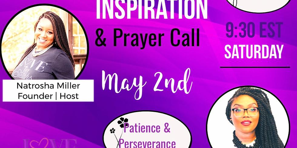 May Morning Inspiration & Prayer