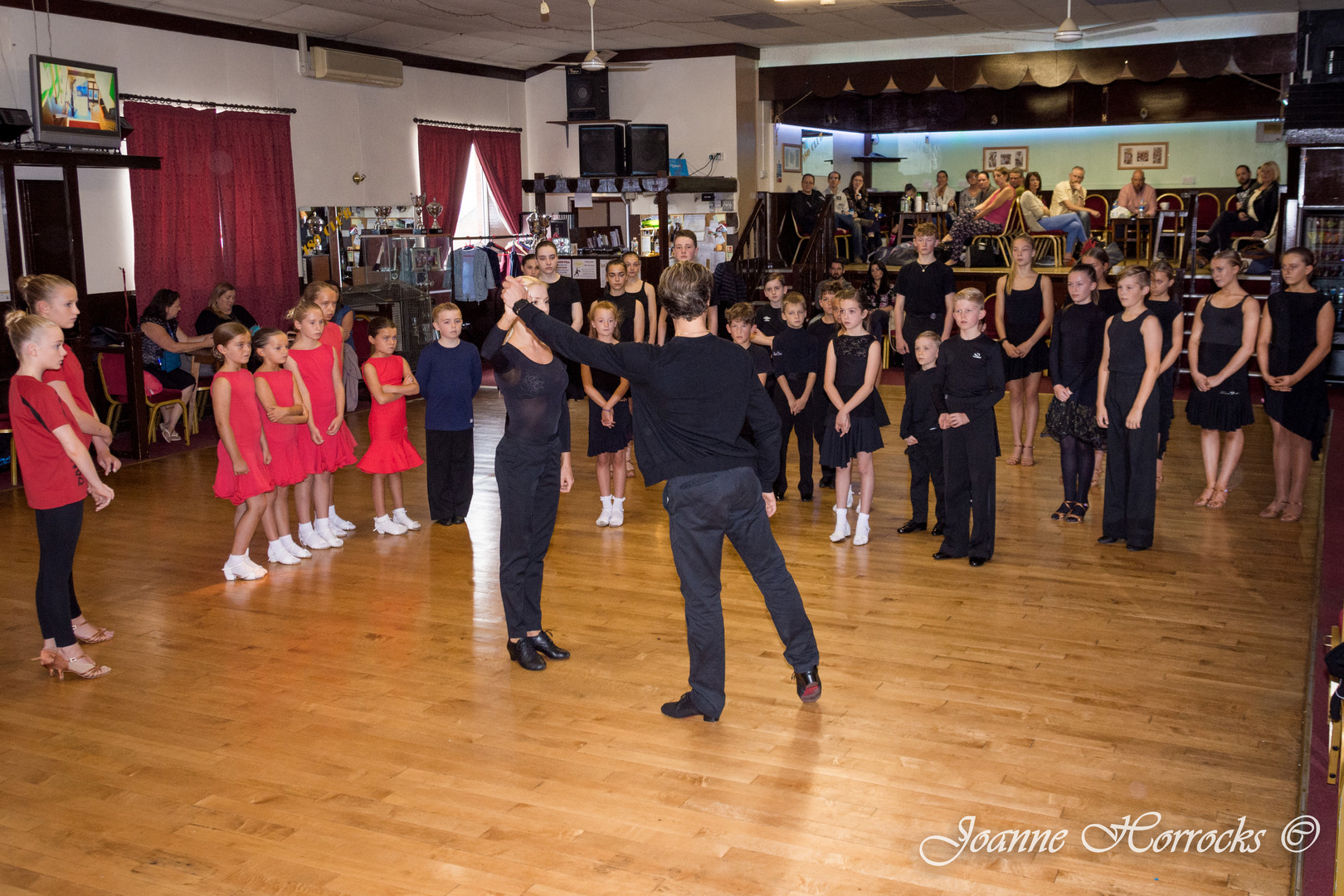 Riccardo and Yulia Kids Lecture 2016-4.j