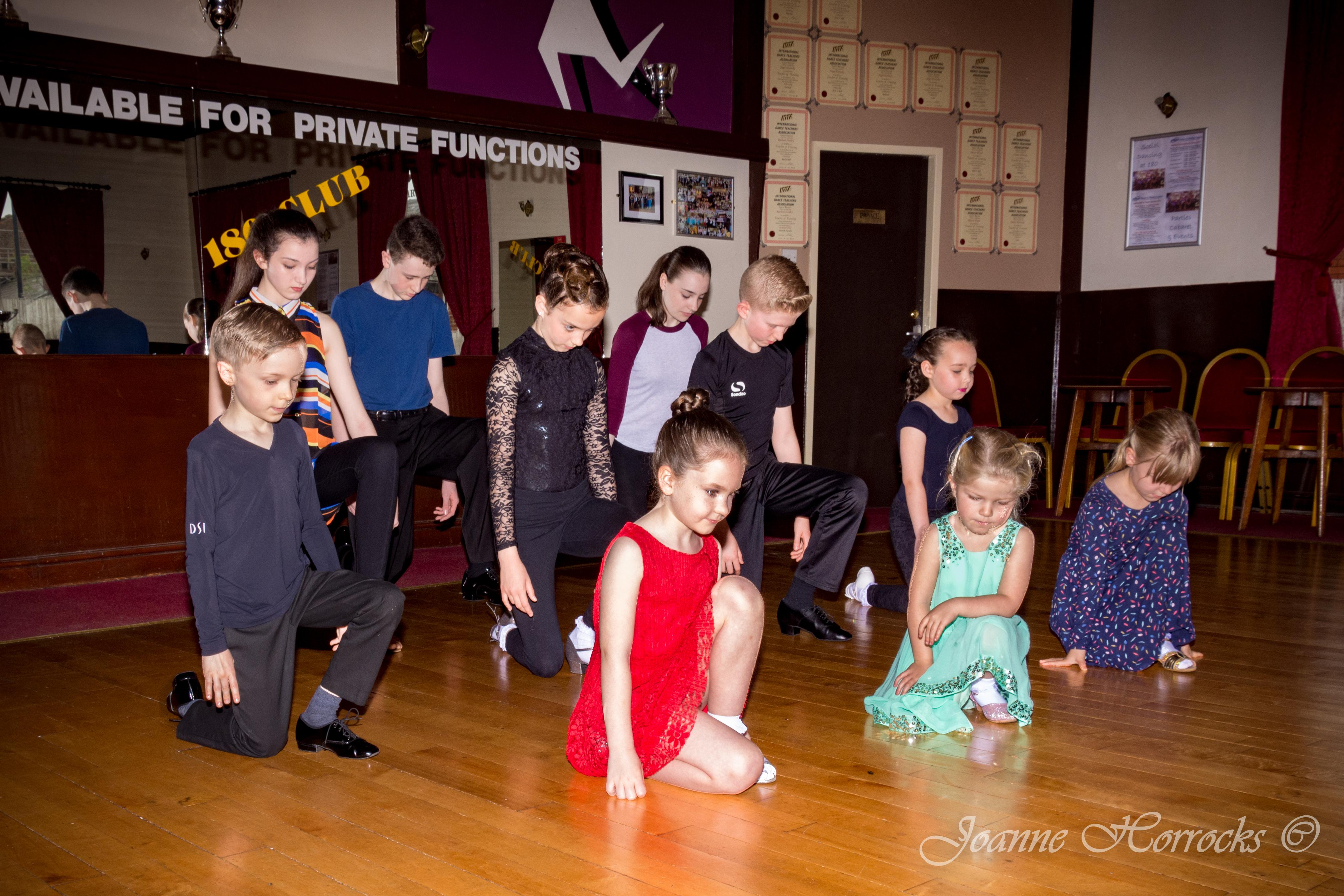 Ballroom Showdance