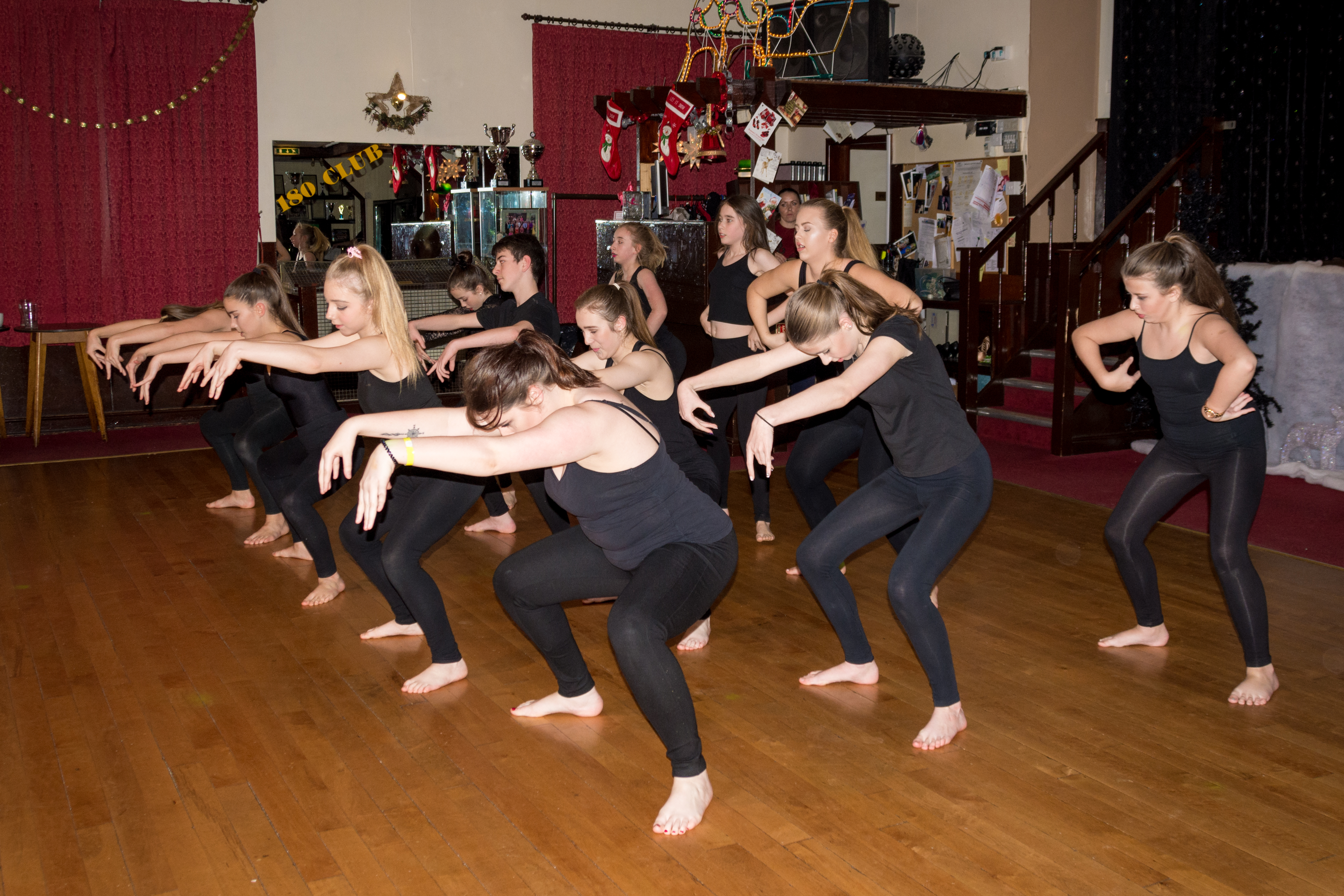 Commercial Streetdance