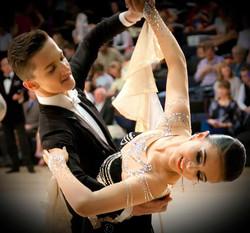 Ballroom & Latin Competitors