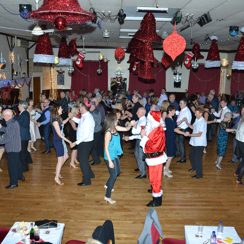 Family Christmas Party & Awards Night