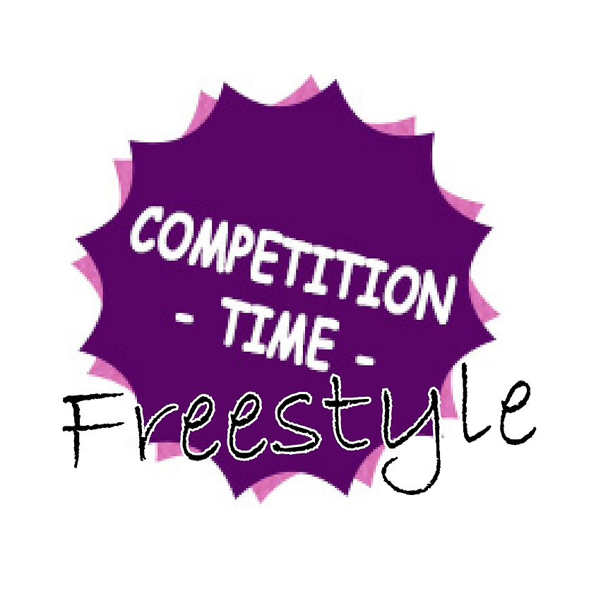 Freestyle Trophy Day inc Solo Spots