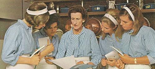 Rosemary Hume, Founder and Principal of Le Cordon Bleu London