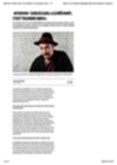 Interview_ Carlos Leal_ «Le méchant, c'e