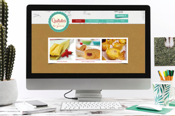 e-commerce Quitutes da Goiana