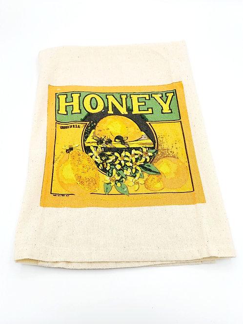 Honey Dish Towel