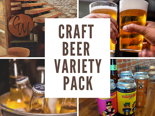 Craft Iowa Beer Variety Pack