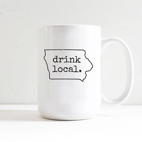 Drink Local Mug