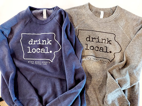 Drink Local Sweatshirt