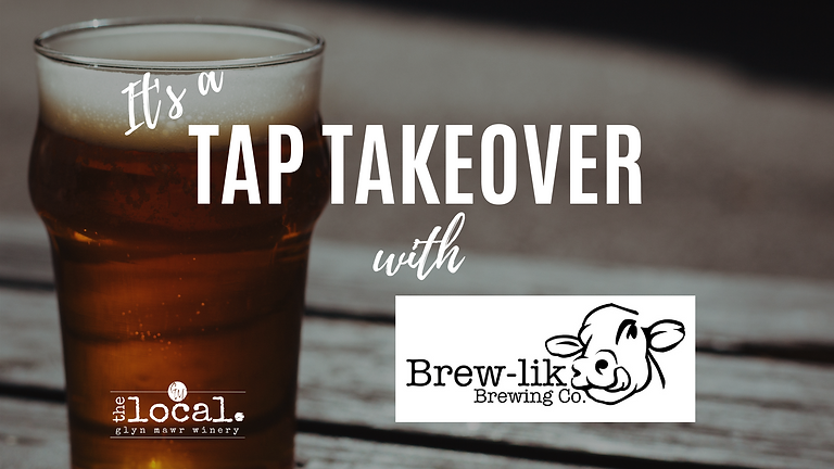 Tap Takeover with Brew-lik Brewing Co!