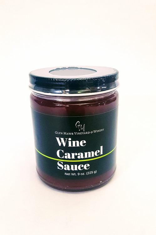 Wine Caramel Sauce