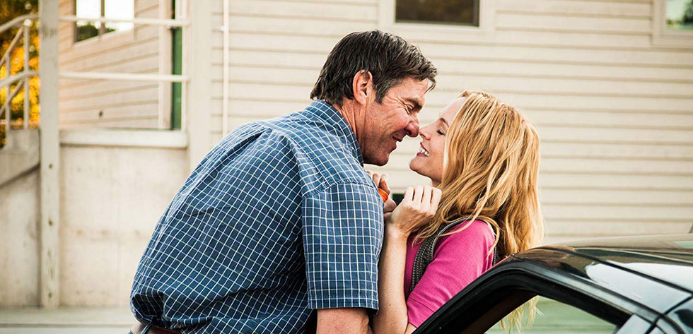 At Any Price, Dennis Quaid and Heather Graham
