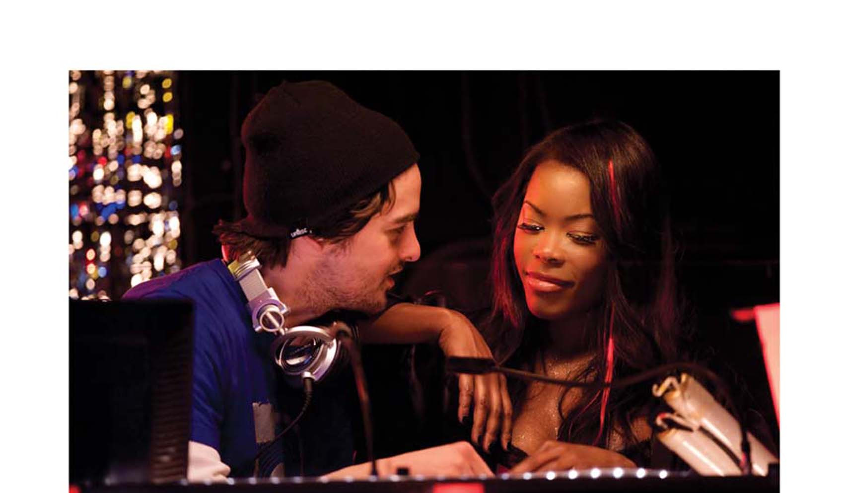 Polish bar, Vincent Piazza, Golden Brooks