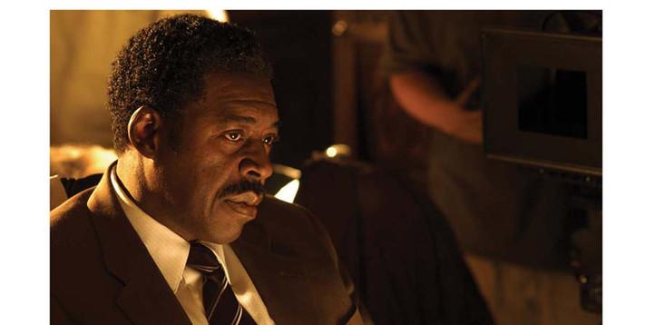 Ernie Hudson in Man in the Silo