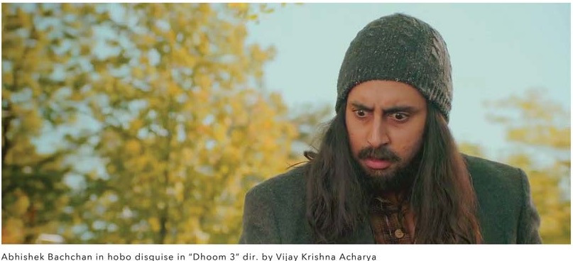 Dmoom 3, Abhishek Bachchan
