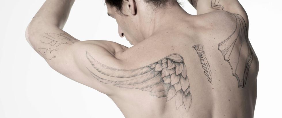 Tattoo design and fabrication