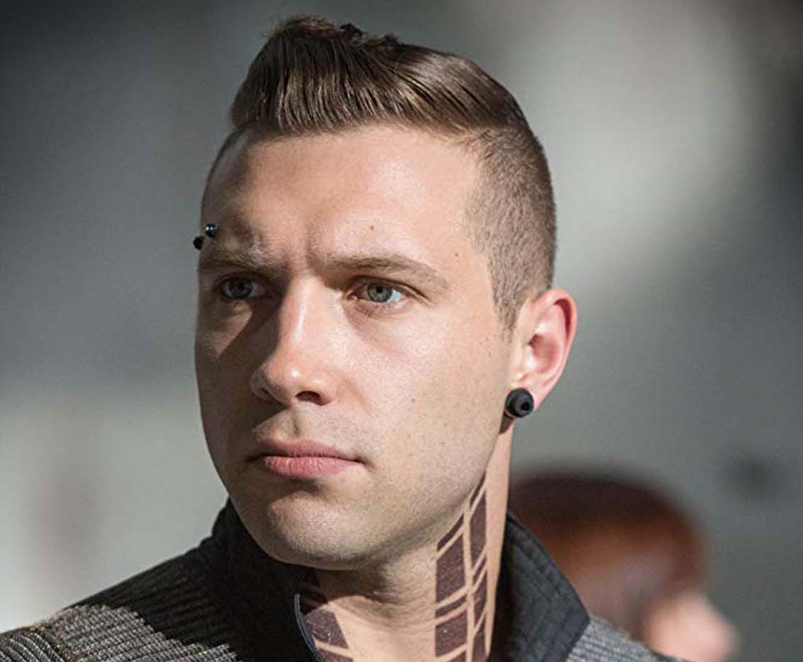 Divergent, Jai Courtney