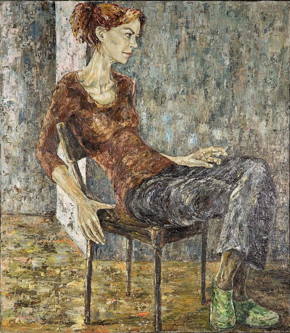 Portrait of E.K. Buckley