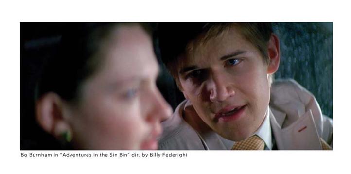 Bo Burnham in Sin Bin