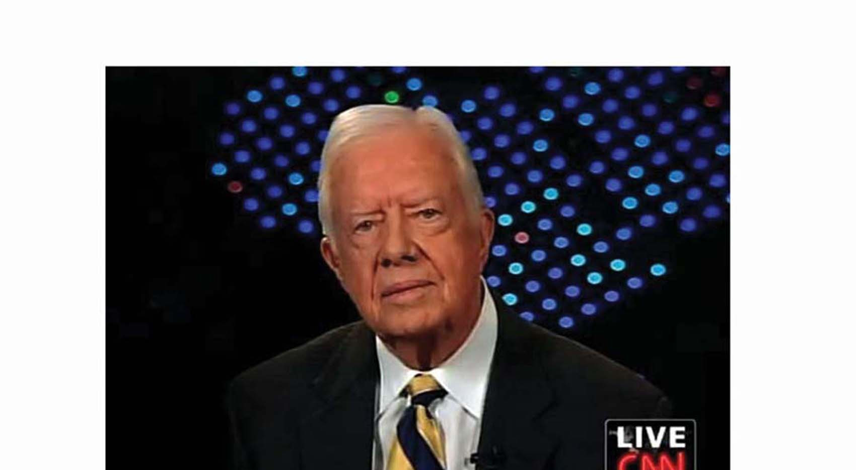 Jimmy Carter, CNN