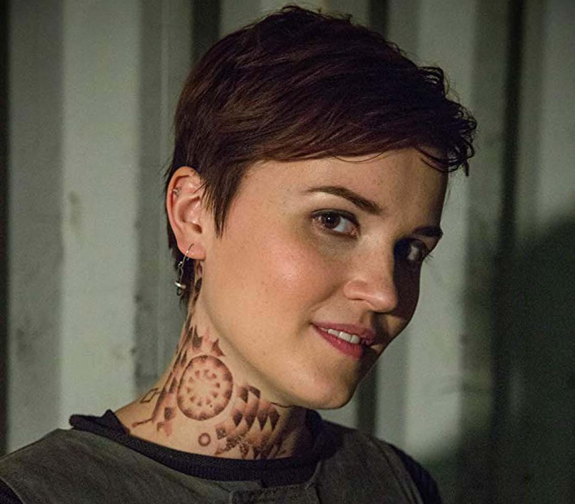 Divergent, Veronica Mars