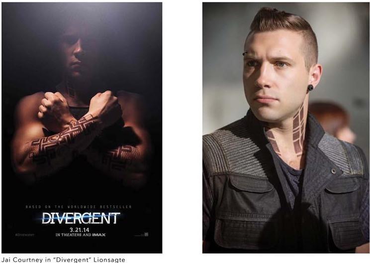 Insurgent, Jay Courtney