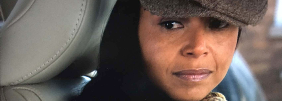 Victoria Rowell in Of Boys and Men