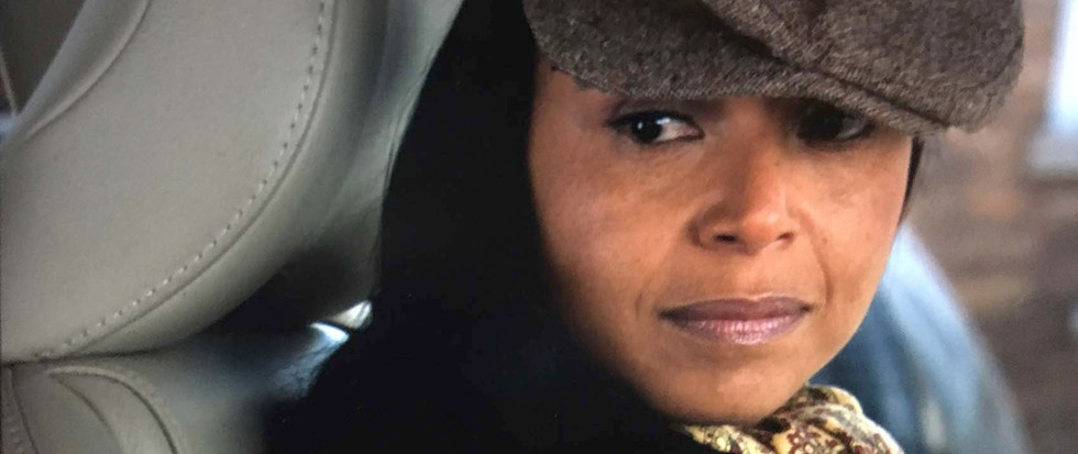 Of Boys and Men, Victoria Rowell