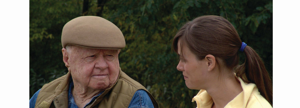 Mickey Rrooney in Thirsting