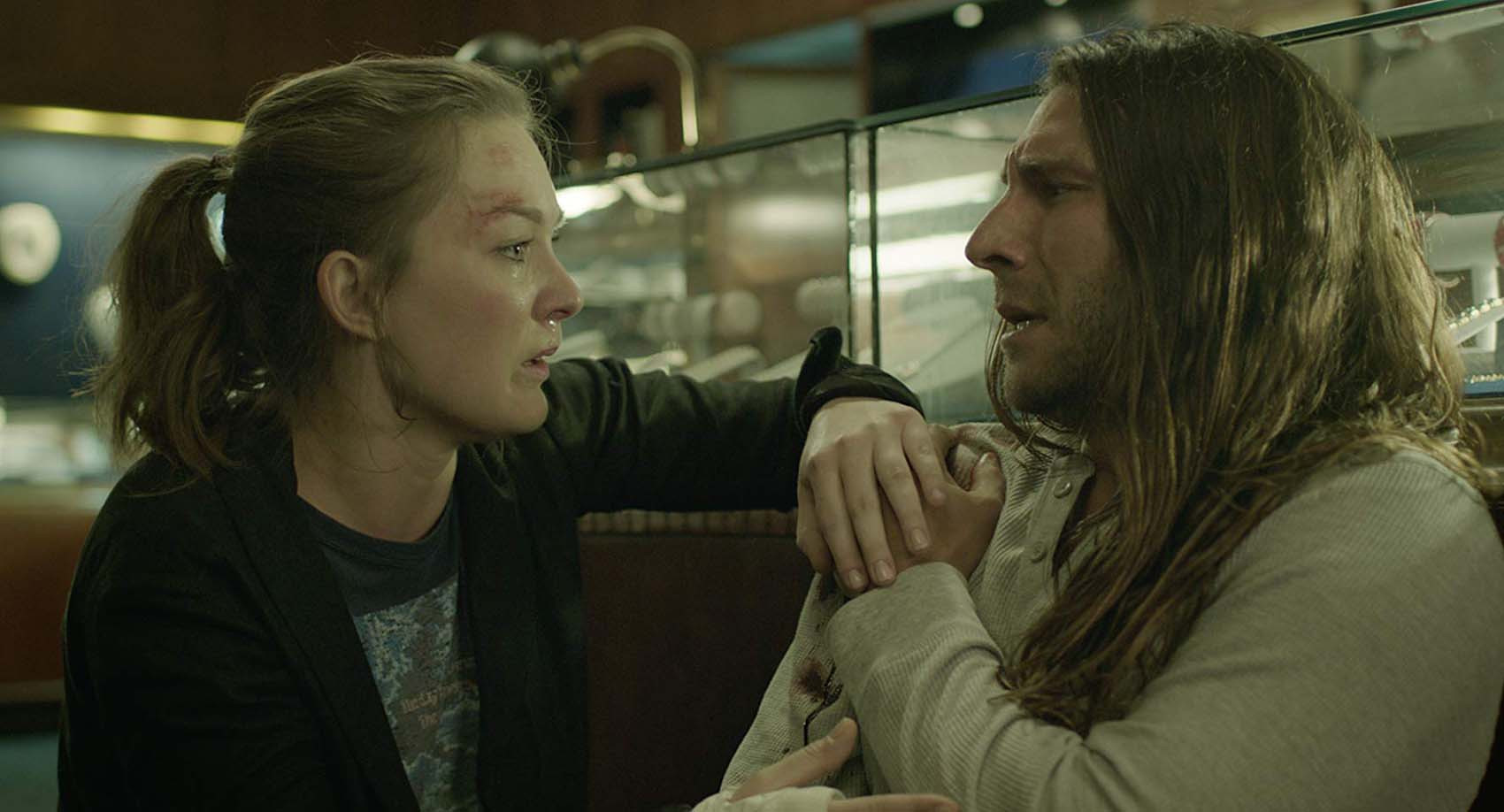Imperfections, Zach McGowan, VirginiaKull