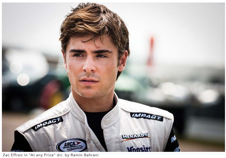 At Any Price, Zac Effron