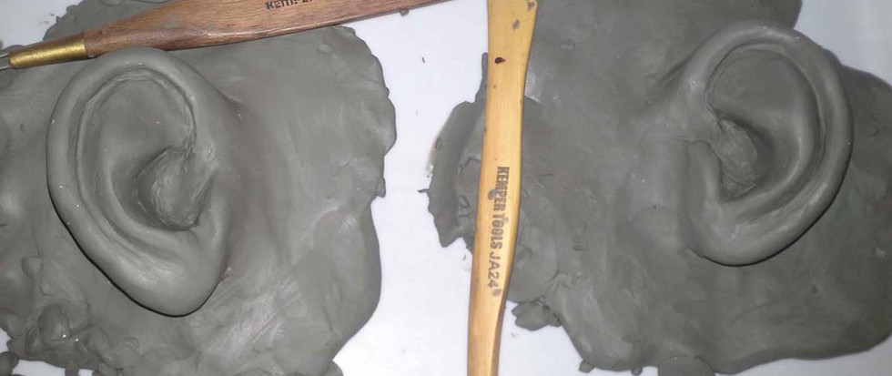 Free hand sculpting
