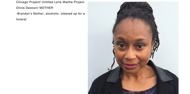 Lena Waithe Project Charater break down