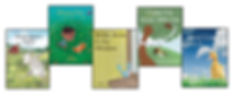 WIX Early Learning-five book covers copy