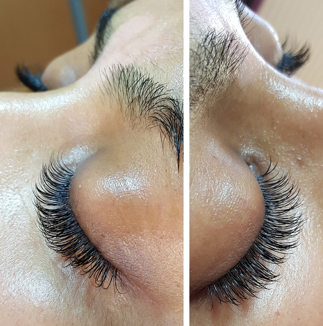 Eyelash Extensions Surrey Esher Easy On The Eyes
