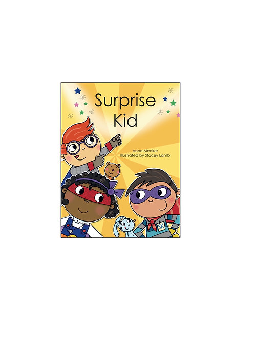 Ten Little Books: SURPRISE KID