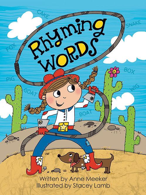 Big Book, movies & song: RHYMING WORDS (2019)