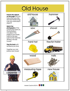 WIX IMAGE Old House kindergarten page co