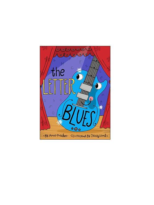 Ten Little Books: LETTER BLUES