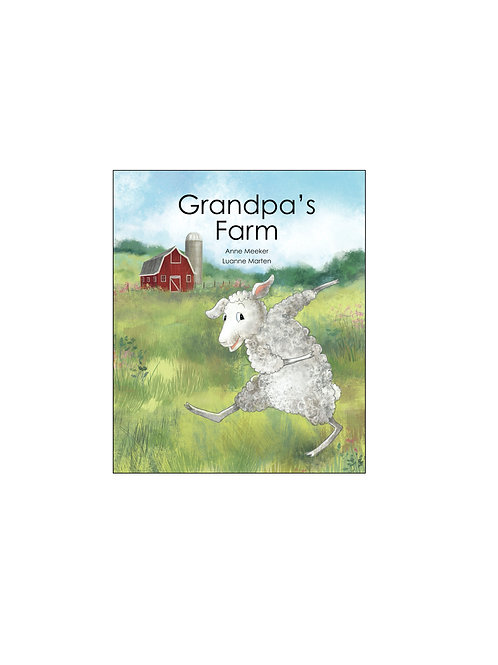 Ten Little Books: GRANDPA'S FARM