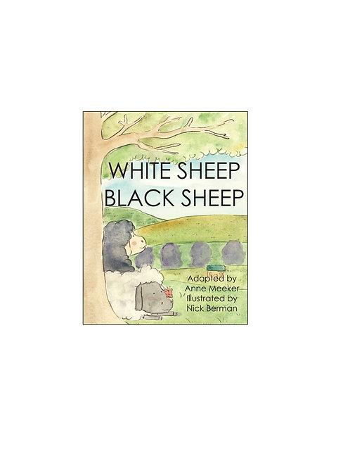 Ten Little Books: WHITE SHEEP AND BLACK SHEEP