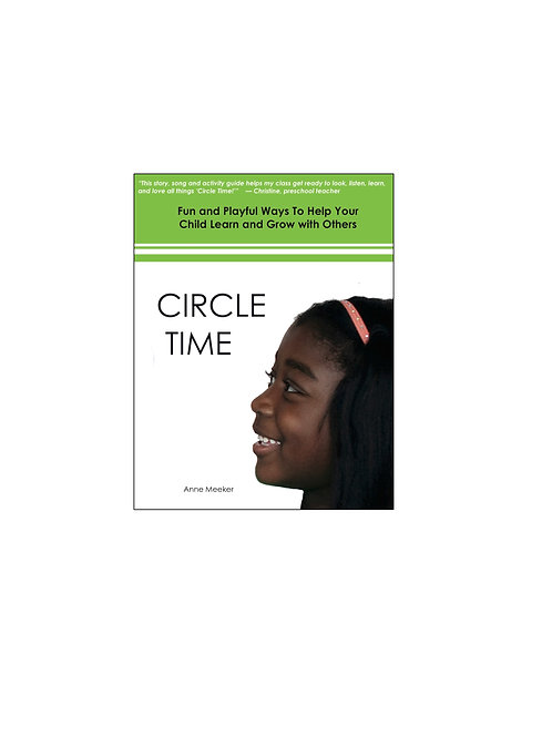 Ten Little Books: CIRCLE TIME