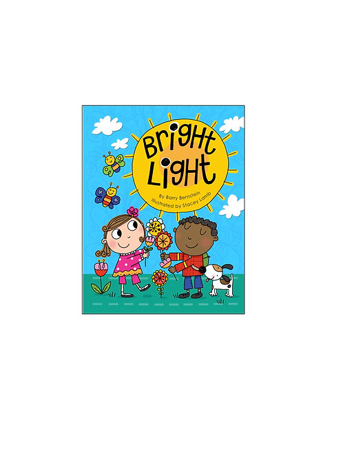 Ten Little Books: BRIGHT LIGHT