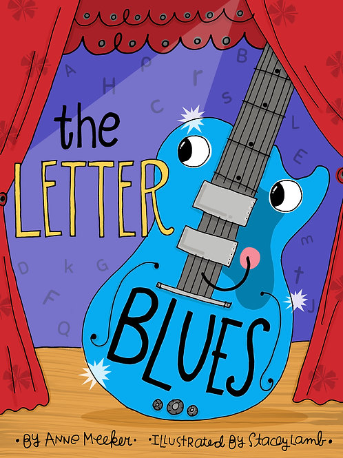 Big Book, movies & song: LETTER BLUES