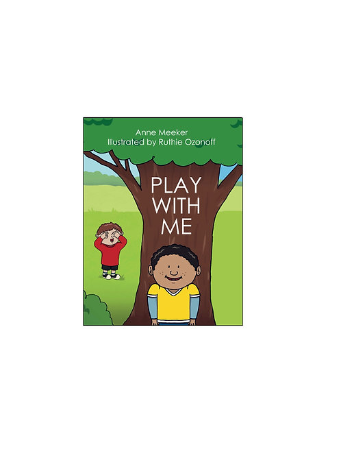 Ten Little Books: PLAY WITH ME