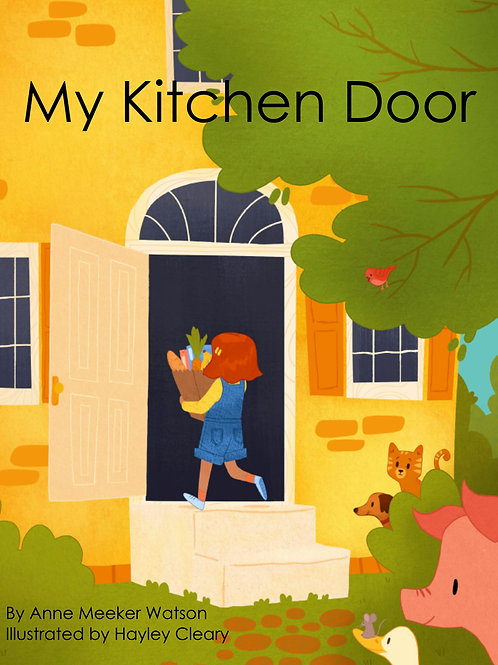 Big Book, movie, song: MY KITCHEN DOOR