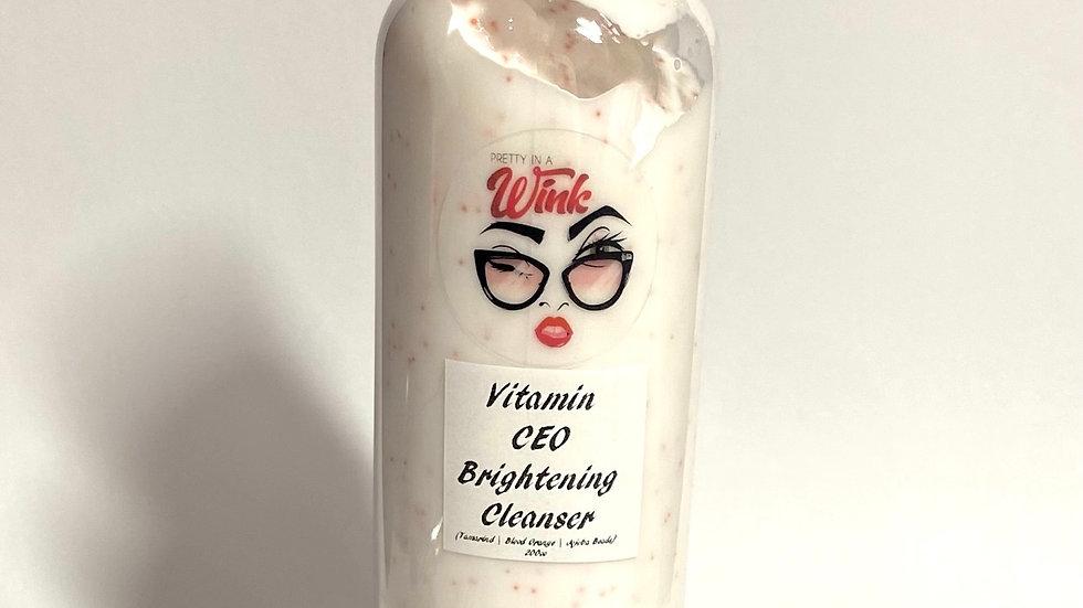 Vitamin CEO Brightening Cremé Cleanser