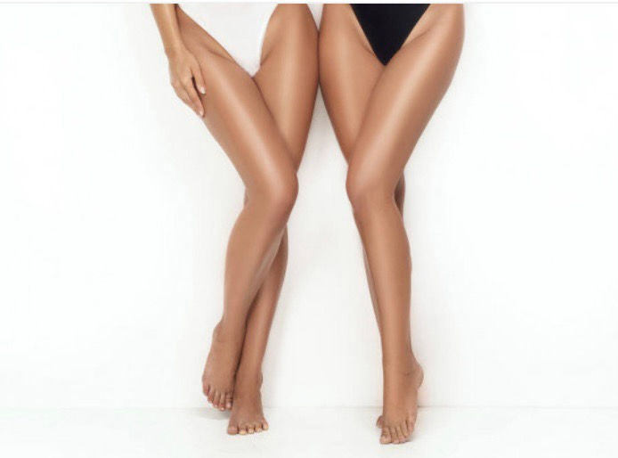 """Pretty Legs"" FULL Leg Waxing"