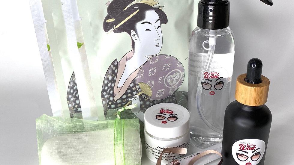 Acne/Rosacea Medicated Pretty Clarification Kit
